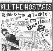 Kill the Hostages/Red Alert - 2007 reissue - CLICK IMAGE  TO ORDER